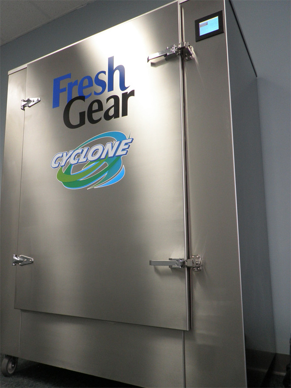 fresh gear ozone cleaning machine
