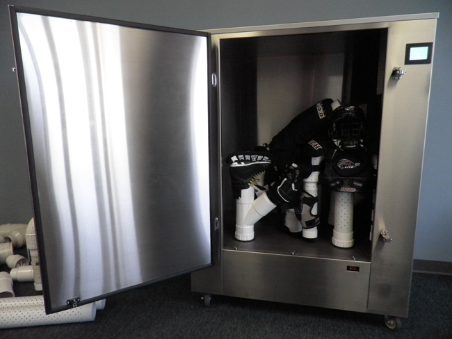 fresh gear ozone cleaning machine