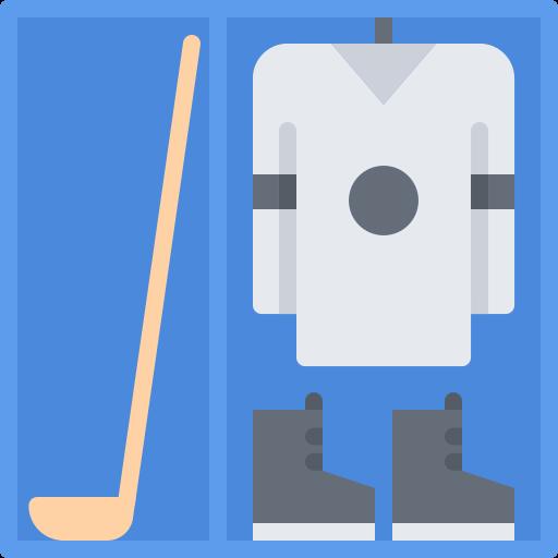 clean hockey gear locations